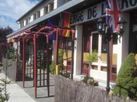 APPART-HÔTEL Auberge de la Route、Navesのホテル