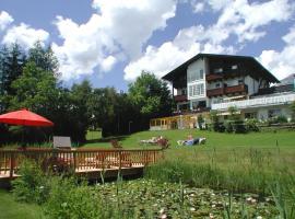 Landhaus Lührmann, hotel in Ramsau am Dachstein