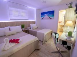 Petit Malaga Congress, hotell nära Málaga flygplats - AGP,