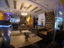 Business Hotel Prijedor, отель в городе Приедор