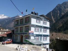 Rufina Lachung Mandala, family hotel in Lachung