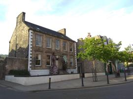 Burntisland House Hotel, hotel in Burntisland