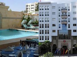 Ramada By Wyndham Fes, hotel in Fez