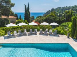 Les Terrasses du Bailli, hotel near Beauvallon Golf, Rayol-Canadel-sur-Mer