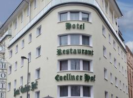 Hotel Coellner Hof, Hotel in der Nähe von: Hauptbahnhof Köln, Köln