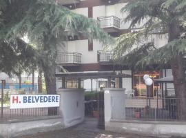 Hotel Belvedere, hotell i Castrocaro Terme