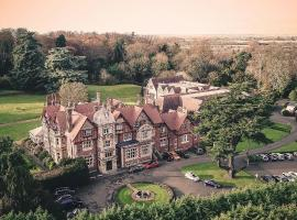 Pendley Manor, hotel in Tring