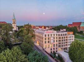 Hampton by Hilton Oswiecim, hotel near Auschwitz, Oświęcim