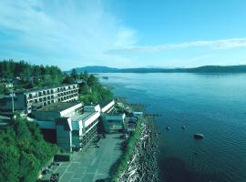 Anchor Inn and Suites, hotel in Campbell River