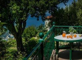 Apartment Voula Myrtos, hotel blizu znamenitosti Plaža Mirtos, Anomeriá