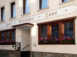 Hotel Deutsches Haus, hotel near Kandrich mountain, Kaub