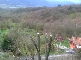Cà Ermenegarda, hotel a Bagnone