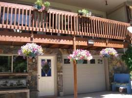 Bridal Veil Bed and Breakfast, budget hotel in Ouray