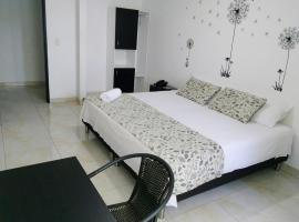 Hotel Cosmos Sincelejo, hotell sihtkohas Sincelejo