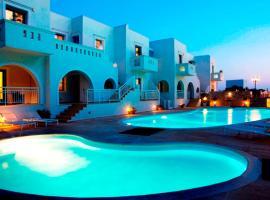 Mitos Suites, hotel near Plaka Camping, Agios Prokopios