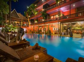 Golden Temple Hotel, hotel em Siem Reap