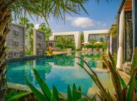 Metta Residence & Spa, hotel in Siem Reap