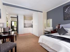 Best Western Cape Suites Hotel, hotel in City Bowl, Cape Town