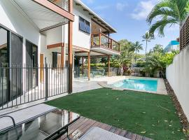 Reeflections Holiday Villas, vacation home in Clifton Beach