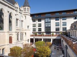 ベスト ウエスタン プレミア オテル ドゥ ラ ペ、ランスのホテル