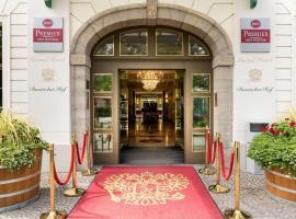 Best Western Premier Grand Hotel Russischer Hof, Hotel in Weimar