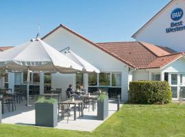 Best Western Hotel Wavre, hotel near Walibi Belgium, Wavre
