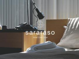 sararaso, affittacamere a Kanazawa