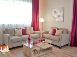 A C Pearl Holiday Homes - Upgraded two bedroom apartment, hotel in Dubai