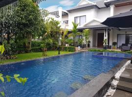 Krissna Villa Siem Reap, hotel in Siem Reap