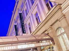 Oktiabrskaya Hotel, hotel in Saint Petersburg