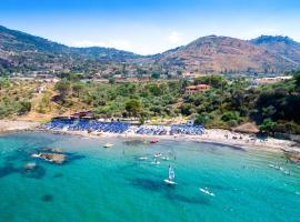 Cefalu Resort - Sporting Club, отель в Чефалу