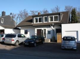Gästehaus Denecke, Hotel in Scharbeutz