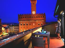Relais Piazza Signoria, hotel in Florence