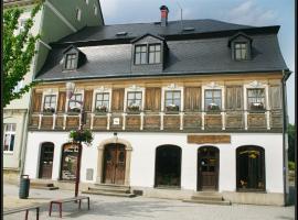Apartment Šedivý, hotel v destinaci Krásná Lípa