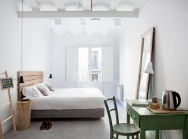 Eco Boutique Hostal Grau, hotel a Barcellona