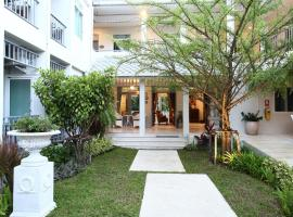 Villa Amphawa โรงแรมในอัมพวา