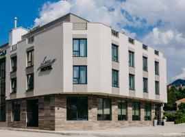 """Хотел """"Лева"""" Враца, хотел във Враца"""