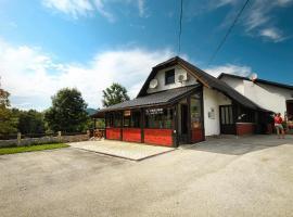 Guest House Spoljaric Sasa, hotel in Rastovača