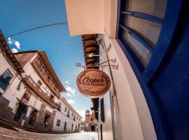 Cooper Hotel Boutique, hotel near Cathedral of Cusco, Cusco