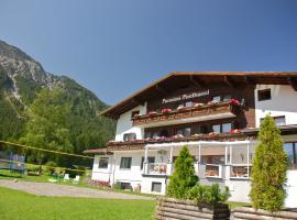 Pension Posthansl, Hotel in Heiterwang