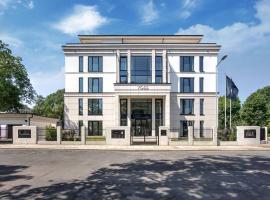Voss Villa, hotel near Mendelssohn-Haus, Leipzig