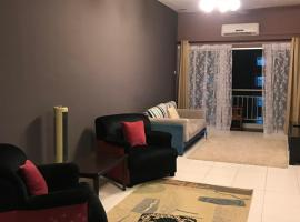 1-World Condo - Tok Bali Place, apartment in Bayan Lepas