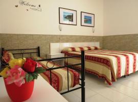 Hotel Residence Villa Ascoli, hotel in Vieste