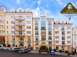Karlsbad Grande Madonna, hotel in Karlovy Vary