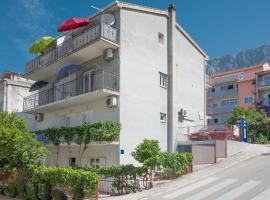 Studio Apartments Antonio, hotel in Makarska