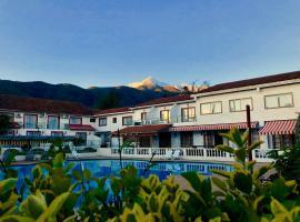 Hotel Resort Piemonte, hotel in Olmué