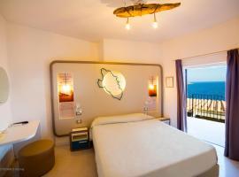 Hotel Saraceno, hotel a Giglio Porto