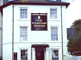 The Fountain Tavern, hotel near St Michael's Mount, Penzance