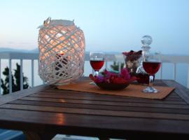 iliana's seaside maisonette, pet-friendly hotel in Spetses