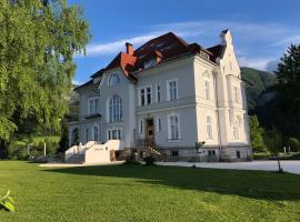 Villa Bergzauber, hótel í Rossleithen